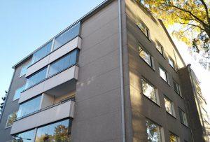 Asunto Oy Koillisvayla 9, Linjasaneerauksen LVI- ja rakennesuunnittelu