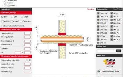 HILTI FS Planner -ohjelma – rakennesuunnittelijan perustyökalu